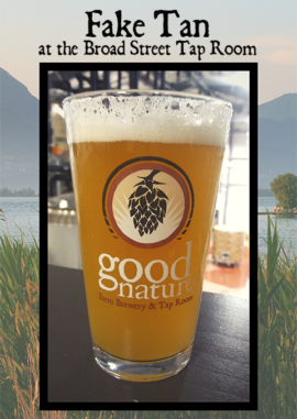 Good Nature Brewing | new york state brewers association