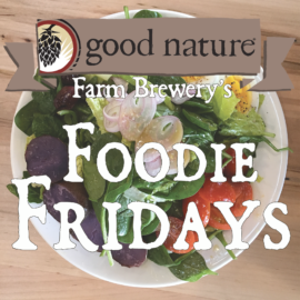 Foodie Fridays-Salad